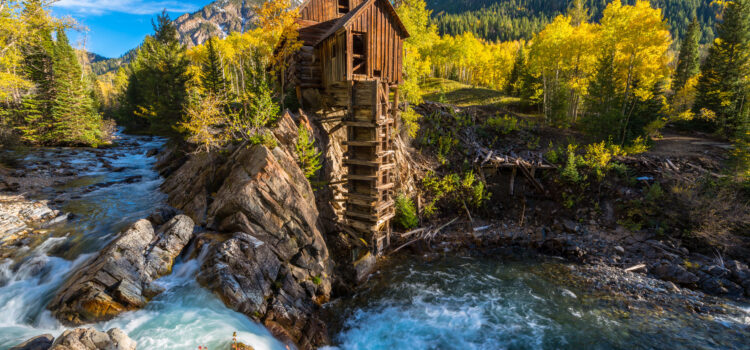 Marble Colorado: Home of Crystal Mill