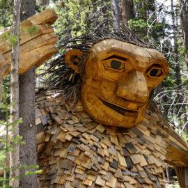 The Story of the Breckenridge Troll, Isak Heartstone