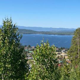 views of grand lake colorado