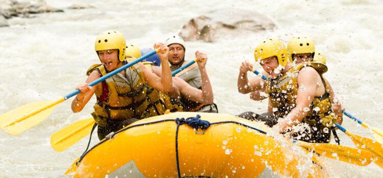 White Water Rafting Colorado