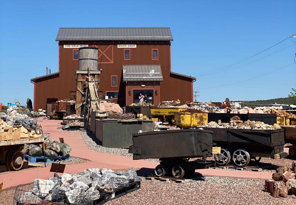 the gold mine shop in canon city colorado