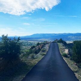canon city colorado skyline drive