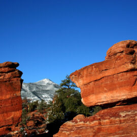 views that can be taken in garden of the gods horseback riding
