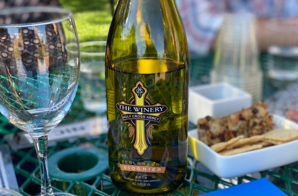 one of our favorite colorado wineries is the winery at holy cross abbey